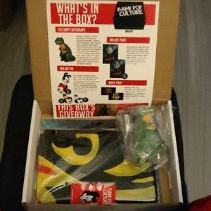 Box Bundle-signed items inside!